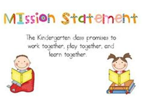 preschool mission statement examples 1000 images about mission statements on 728