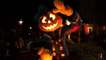 Halloween Background Pumpkins Lights Wallpapers Happy Pumpkin