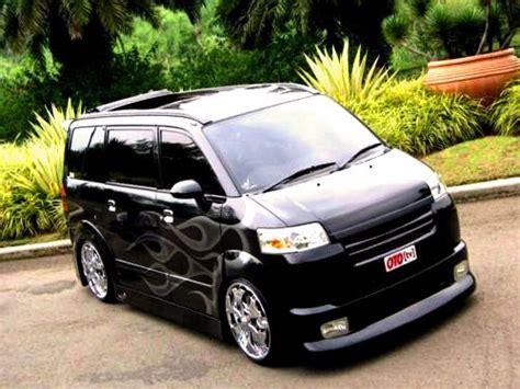 Suzuki Apv Luxury 4k Wallpapers by Modif Suzuki Apv Hitam Roop Fave Hatches