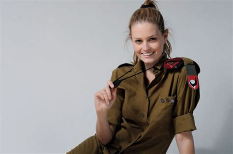 great pictures beautiful girls   israeli army part