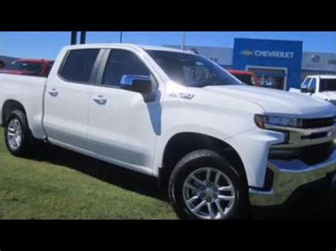Blue Ribbon Chevrolet Sallisaw by 2019 Chevy Silverado 1500 Crew Cab Fort Smith Muskogee