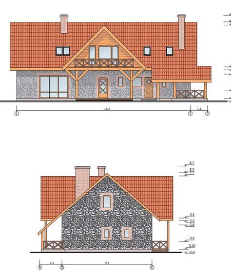 Dzīvojamās ēkas rekonstrukcijas projekts - BUILDART.LV