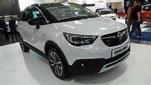 Opel Crossland 2018 : 2018 opel crossland x exterior and interior auto salon bratislava 2017 youtube ~ Medecine-chirurgie-esthetiques.com Avis de Voitures