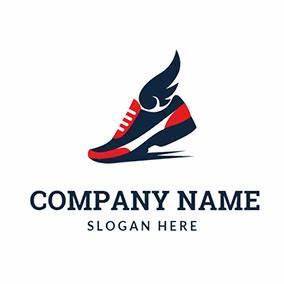 Free Shoes Logo Designs | DesignEvo Logo Maker