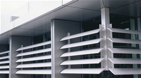 Our Range Of Aluminium Louvres & Shutters   Vanguard Blinds