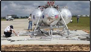 NASA's Morpheus Lander in Crash at Testing - Daily Current ...
