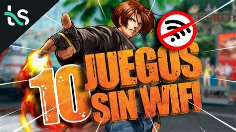 La gran mayoría de esos juegos requieren de conexión a internet. Juegos Sin Internet GRATIS - 10 JUEGOS SIN WIFI PARA ANDROID 2020 - YouTube