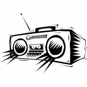 Radio clipart, cliparts of Radio free download (wmf, eps ...