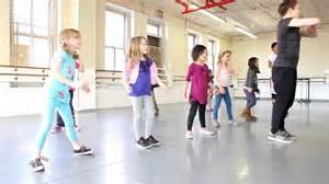 Kids' Hip-Hop Dance Class at the Joffrey Ballet School ...