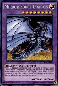 YuGiOh Dragons of Legend 2 Single Card Secret Rare Mirror ...