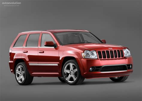 jeep srt 2007 jeep grand cherokee srt 8 specs 2006 2007 2008 2009