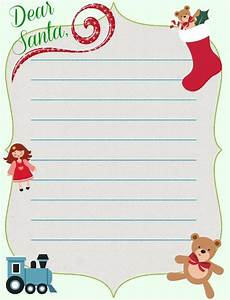 free printable christmas letter templates new calendar With christmas holiday letter