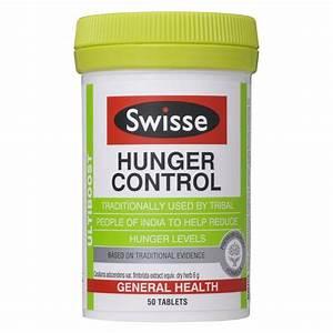 Swisse Ultiboost Hunger Control Tablets 50s