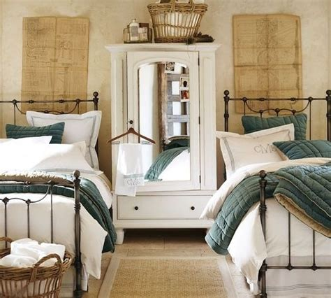 twin beds guest room for the home pinterest