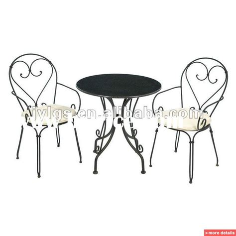 17 best images about outdoor wrought iron table chairs on