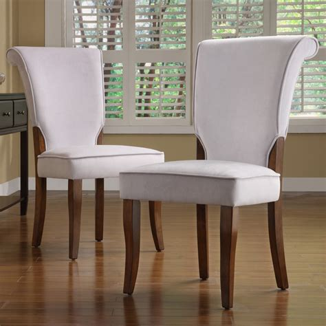 tribecca home dining room chairs tribecca home andorra grey velvet upholstered dining chair