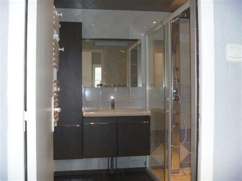 plomberie cuisine salle de bains en ceramique et pate de verre azur agencement