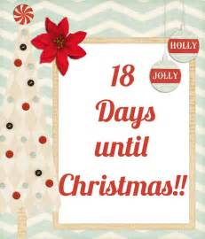How Many Days until Christmas