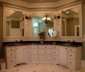 Master Bathroom Vanities Ideas Or Single Mirror In Master Bath Big Mirror Counter Top Tile Home Interior Design