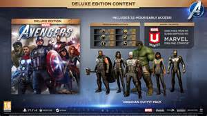 Marvel's Avengers Deluxe Edition [PC DOWNLOAD] | Square ...