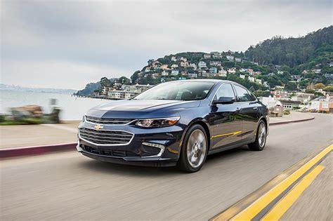 Chevrolet Car : 2016 Chevrolet Malibu Test Drive