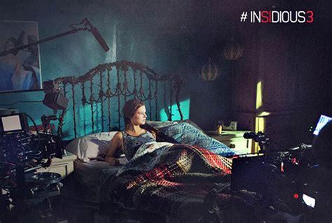 Trailer Insidious 3 : Sợ xanh mặt từ trailer Insidious 3