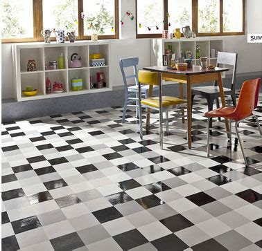 sol vinyl pour cuisine revetement de sol vinyle pour la cuisine city mat gloss