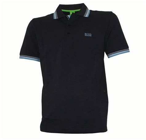 poloshirt hugo hugo paddy navy blue polo shirt polo shirts from