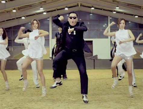 Hot 97.1 Svg » 10 Years On Top » Psy's Gangnam Style
