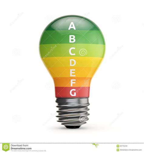 safe energy eco light bulb stock image cartoondealer