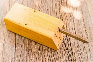 Messerblock Selber Bauen : messerblock selber machen kreative ideen tipps ~ Lizthompson.info Haus und Dekorationen