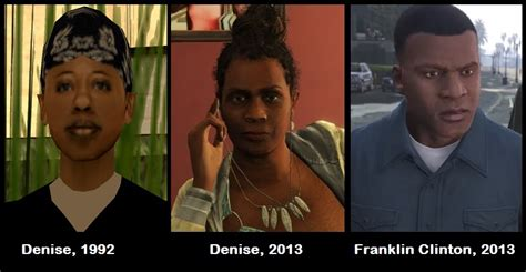 Could Cj And Denise Be Franklin's Real Parents? [theory