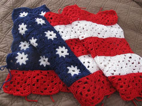 1000 images about afghans crochet on 1000 images about crochet 4th of july on