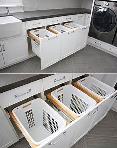 Hauswirtschaftsraum Sinnvoll Einrichten : 20 stylish and hidden laundry room designs home design and interior ~ Orissabook.com Haus und Dekorationen