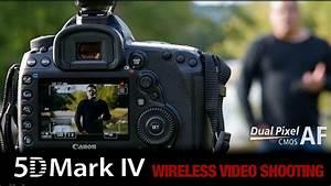 Canon 5d Mark Iv Wifi Manual