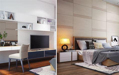 Modern wall treatments
