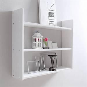 Wandregal Weiß Landhaus : wandregal kiefer massiv wei 90 cm kaufen bei obi ~ Lateststills.com Haus und Dekorationen