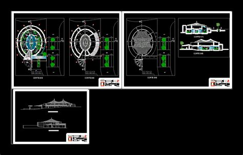 zoos  dwg design plan  autocad designs cad