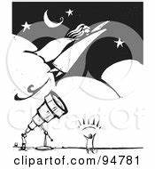 Astronomy Clipart Black And White (page 2) - Pics about space