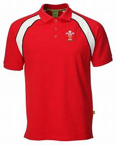 Welsh Polo Shirts at Giftware Wales®