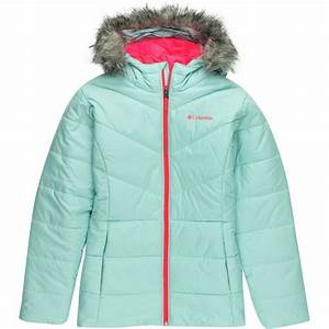 Boys Columbia Jacket Size Chart Columbia Katelyn Crest Insulated Jacket Girls