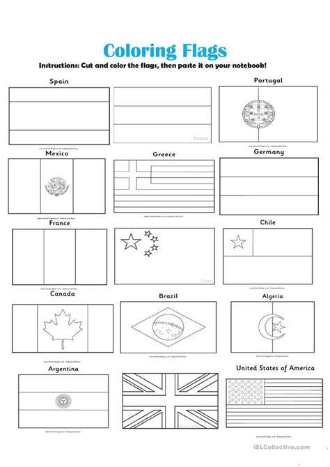 colour classroom materials worksheet pesquisa google