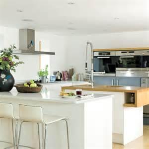 island units for kitchens modern island unit kitchens kitchen ideas image housetohome co uk
