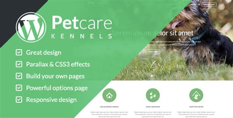 charity action for animal shelter poster templates 14 nice website templates for pet care business desiznworld