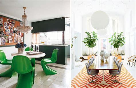 Retro Dining Room Design Ideas