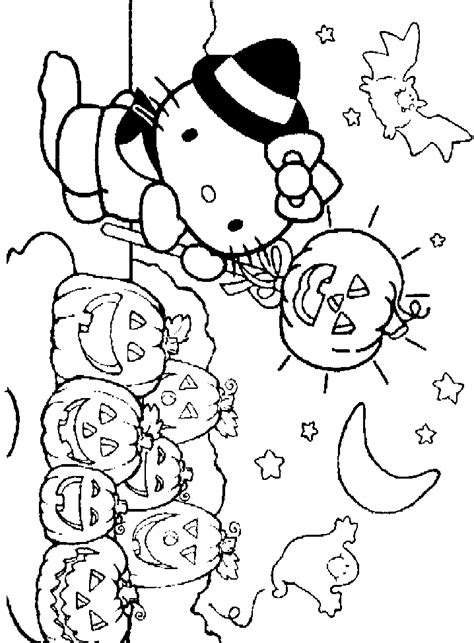 halloween coloring pages coloring home