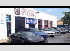 Porsche Repair by Davie Motors in Davie, FL PCarShops