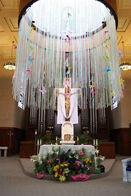 Best Church Easter Decorating Ideas And Images On Bing Find What