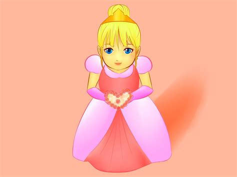 draw  princess  pictures wikihow