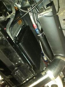 Advice For Installing Transmission Cooler After Radiator